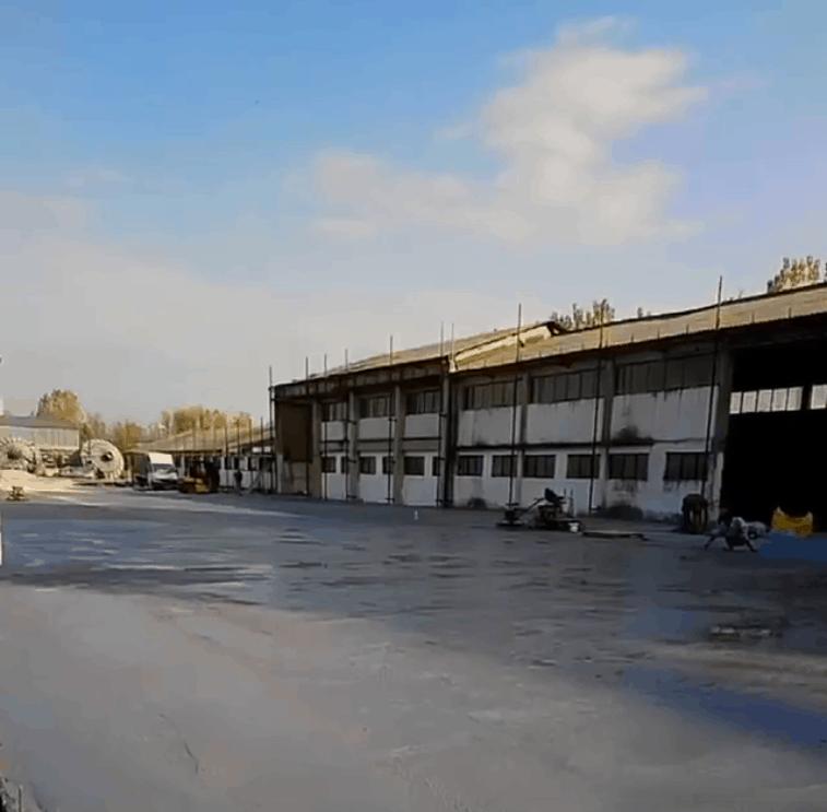 Βιομηχανικό δάπεδο σε εργοστάσιο στην Καρδίτσα 8