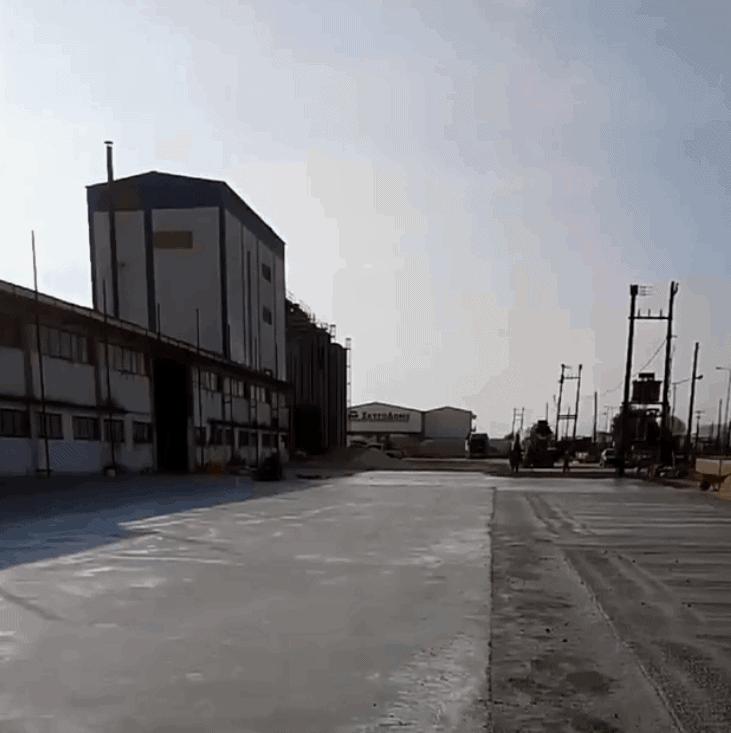 Βιομηχανικό δάπεδο σε εργοστάσιο στην Καρδίτσα 7