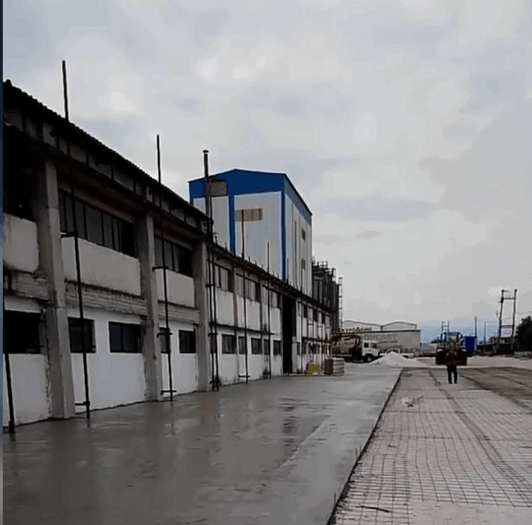 Βιομηχανικό δάπεδο σε εργοστάσιο στην Καρδίτσα 6